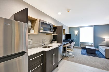 In-Room Kitchenette | Home2 Suites by Hilton Jackson