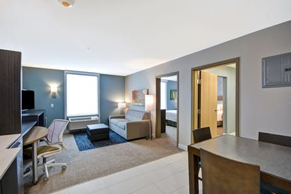 Living Room | Home2 Suites by Hilton Jackson