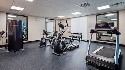 Fitness Facility | Best Western Plus Pasadena Inn and Suites