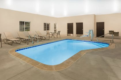 Pool | Microtel Inn & Suites by Wyndham Springville/Provo