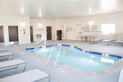 Indoor Pool | Microtel Inn & Suites by Wyndham Springville/Provo