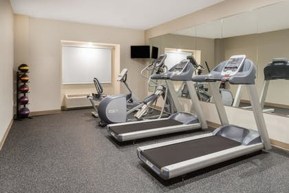 Fitness Facility | Microtel Inn & Suites by Wyndham Springville/Provo