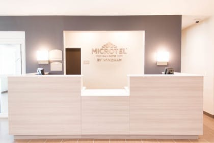 Reception | Microtel Inn & Suites by Wyndham Springville/Provo