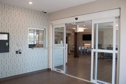 Interior Entrance | Microtel Inn & Suites by Wyndham Springville/Provo