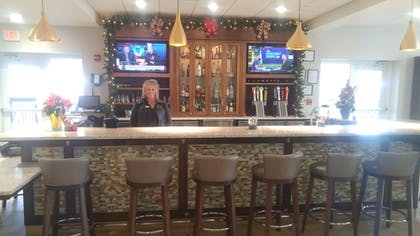 Hotel Bar | Holiday Inn Hotel & Suites-Asheville-Biltmore VLG Area