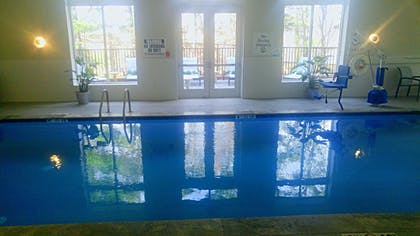 Indoor Pool | Holiday Inn Hotel & Suites-Asheville-Biltmore VLG Area