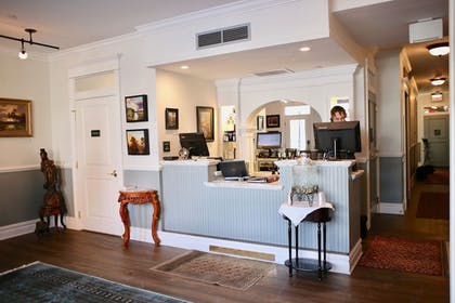 Reception | The Inn And Spa At Beacon