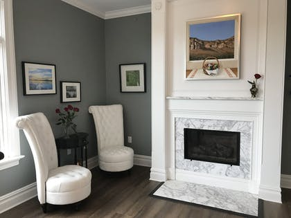 Fireplace | The Inn And Spa At Beacon