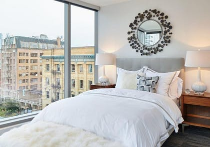 Room | Downtown Lux Apartments by Barsala