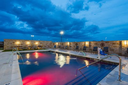 Sports Facility | Fairfield Inn and Suites by Marriott Lubbock Southwest
