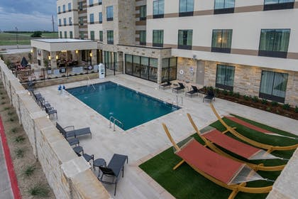 Sports Facility   Fairfield Inn and Suites by Marriott Lubbock Southwest