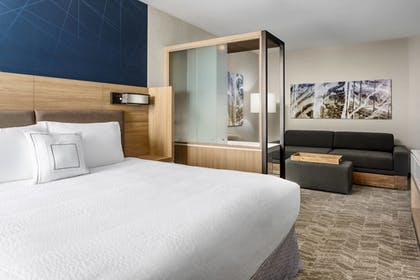 Guestroom | SpringHill Suites by Marriott Belmont Redwood Shores