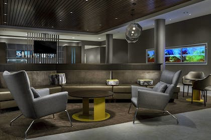 Lobby | SpringHill Suites by Marriott Belmont Redwood Shores