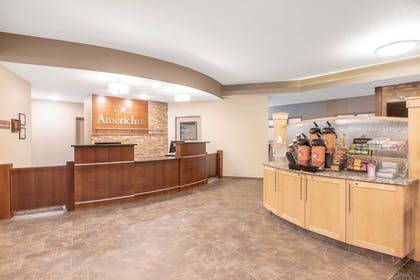 Reception | AmericInn by Wyndham Humboldt