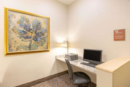 Business Center | AmericInn by Wyndham Humboldt