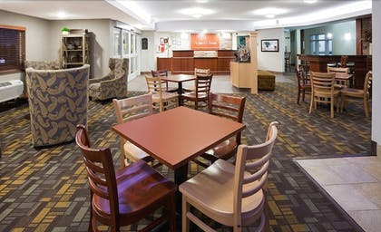 Breakfast Area | AmericInn by Wyndham Humboldt