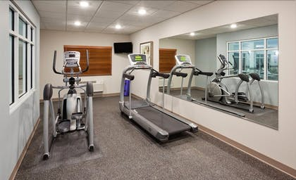 Gym | AmericInn by Wyndham Humboldt