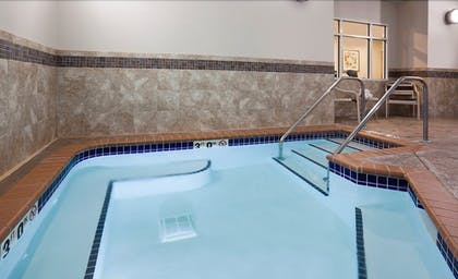 Indoor Pool | AmericInn by Wyndham Humboldt