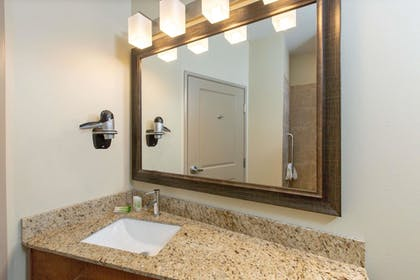 Bathroom | AmericInn by Wyndham Humboldt