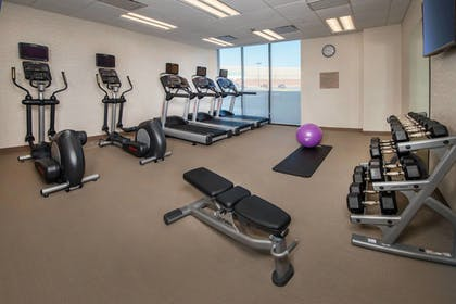 Fitness Facility   SpringHill Suites by Marriott Gainesville Haymarket