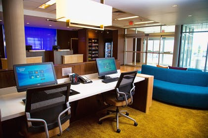 Business Center | Fairfield Inn and Suites by Marriott Pocatello
