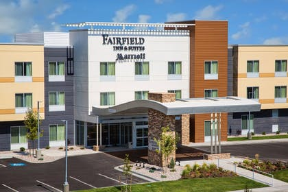 Hotel Front | Fairfield Inn and Suites by Marriott Pocatello