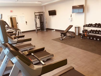 Gym | Holiday Inn Hotels and Suites Mount Pleasant