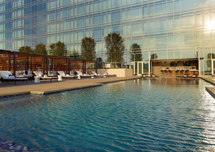 Pool | Omni Frisco Hotel