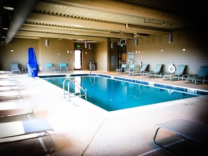 Indoor Pool | TownePlace Suites by Marriott Foley at OWA