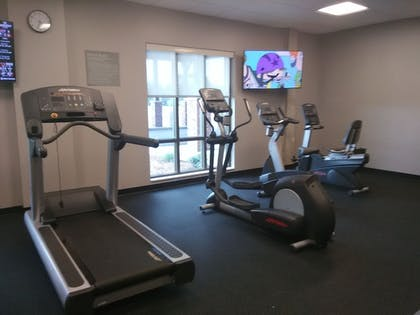 Fitness Studio | TownePlace Suites by Marriott Foley at OWA