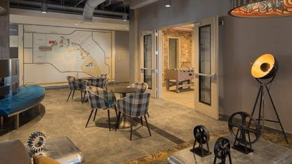 Lobby Sitting Area | TownePlace Suites by Marriott Foley at OWA
