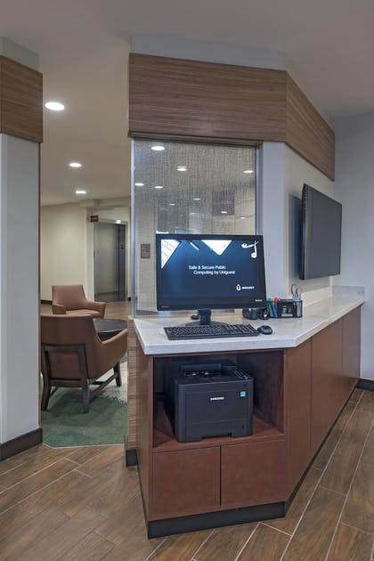 Business Center | TownePlace Suites by Marriott Tacoma Lakewood