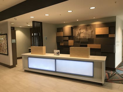 Reception | Holiday Inn Express & Suites Greenville SE - Simpsonville
