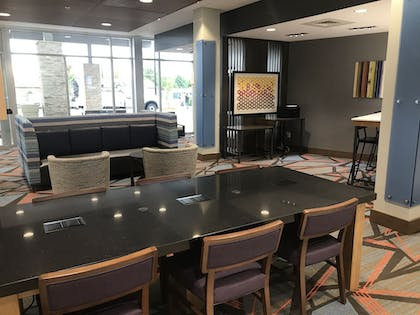 Lobby | Holiday Inn Express & Suites Greenville SE - Simpsonville
