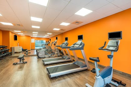 Fitness Facility | Holiday Inn Express & Suites Greenville SE - Simpsonville