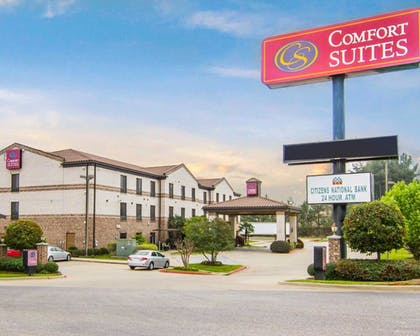 Featured Image | Comfort Suites Marshall