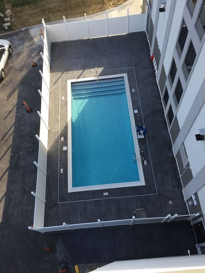 Outdoor Pool | Wingate by Wyndham Louisville Fair and Expo