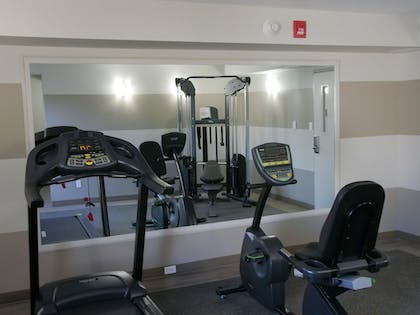 Gym | Wingate by Wyndham Louisville Fair and Expo