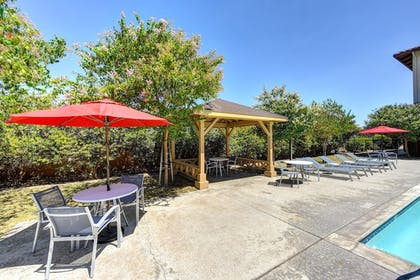 Outdoor Pool | Holiday Inn Express Hotel & Suites Manteca