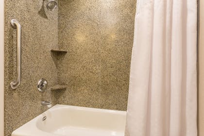 Bathroom | Holiday Inn Express Hotel & Suites Manteca