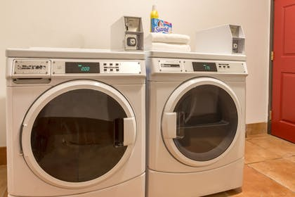Laundry Room | Holiday Inn Express Hotel & Suites Manteca