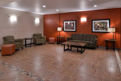 Hotel Interior | Holiday Inn Express Hotel & Suites Kingman