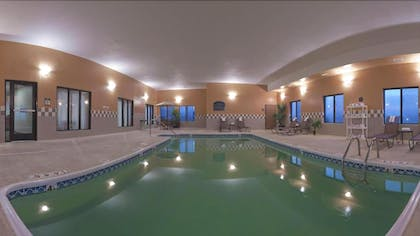 Indoor Pool   Holiday Inn Express & Suites - O'Fallon /Shiloh