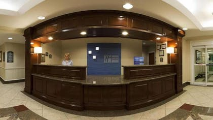 Reception   Holiday Inn Express & Suites Waxahachie