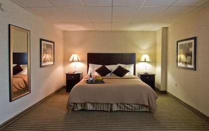 Guestroom | Christopher Inn and Suites