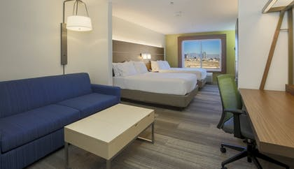 Guestroom View | Holiday Inn Express Las Vegas South