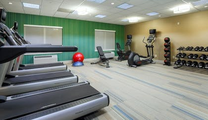 Fitness Facility | Holiday Inn Express Las Vegas South