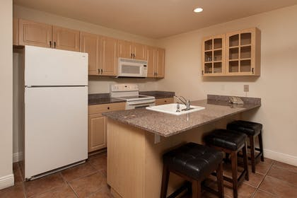 In-Room Kitchen | Bridgewalk A Landmark Resort