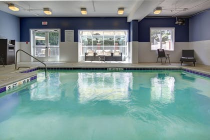 Pool | Holiday Inn Express Hotel & Suites Emporia