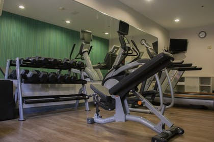Fitness Facility | Holiday Inn Express Hotel & Suites Weslaco